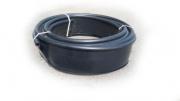 Бордюр лента Кантри плюс (country) садовый пластиковый черный Б-1000.23.14-ПП